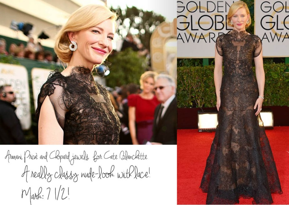 ::The Golden Globes of Fashion::