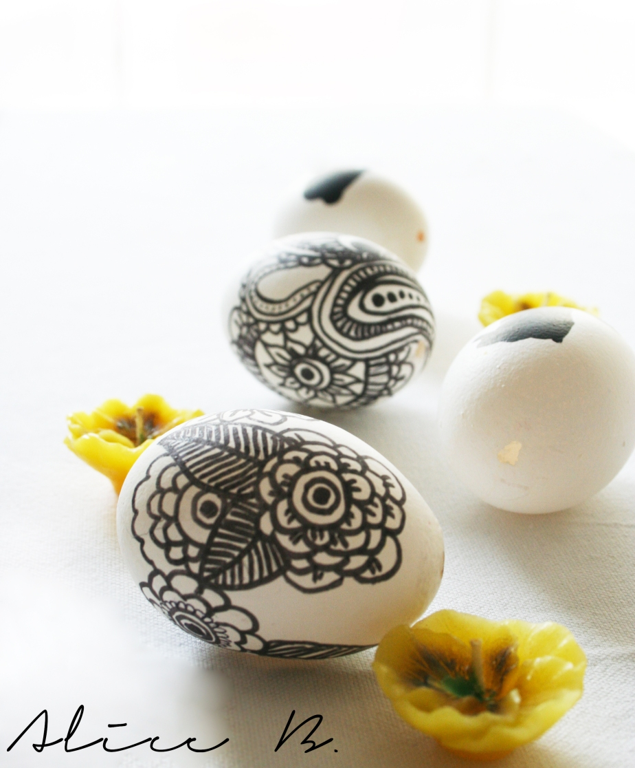 DIY: Easter Decor Paisley Inspiration!
