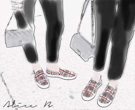 celine-shoes-chanel-bags