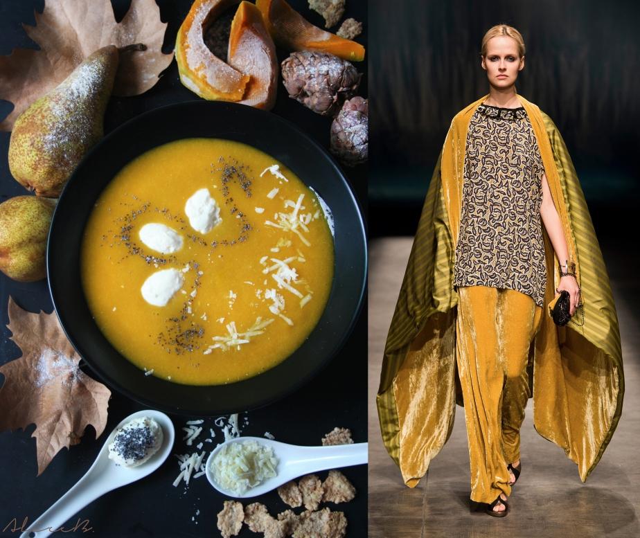 Fashion Vs Food: Malìparmi Vs WinterSoup