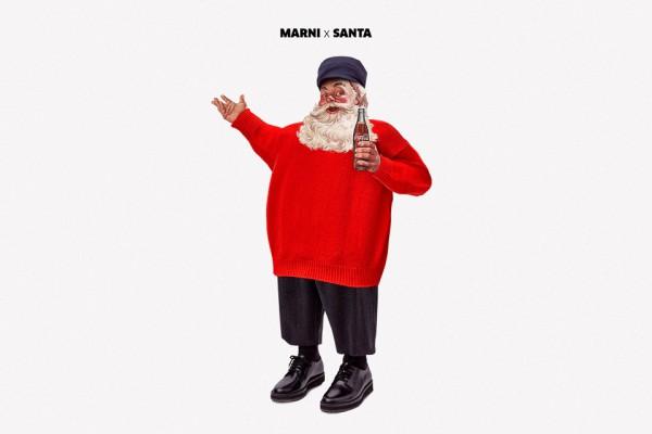 .Fashion Santa.