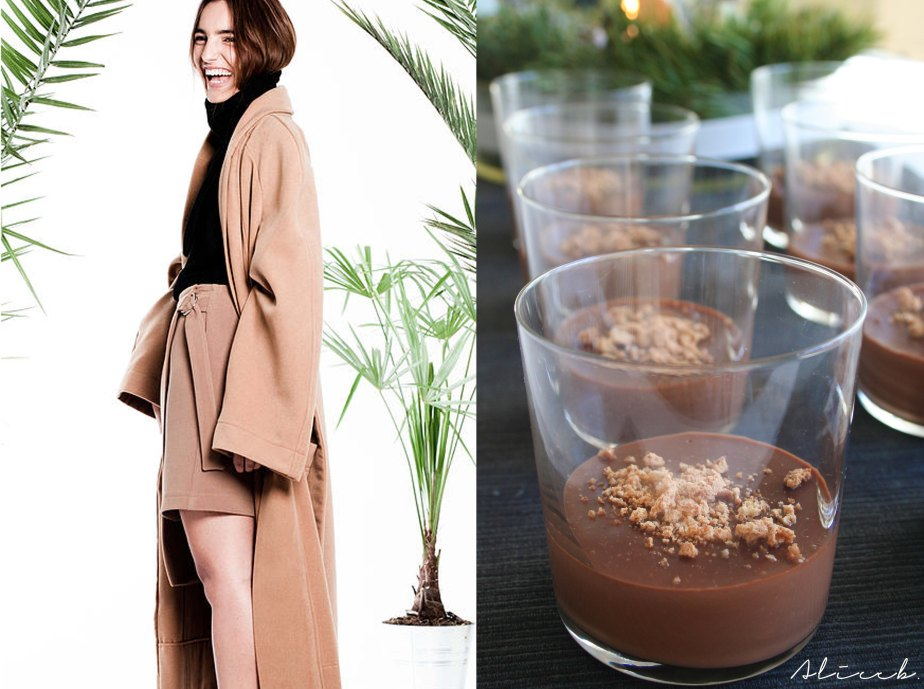 Fashion Vs Food: House of Funny Vs Chocco Pudding