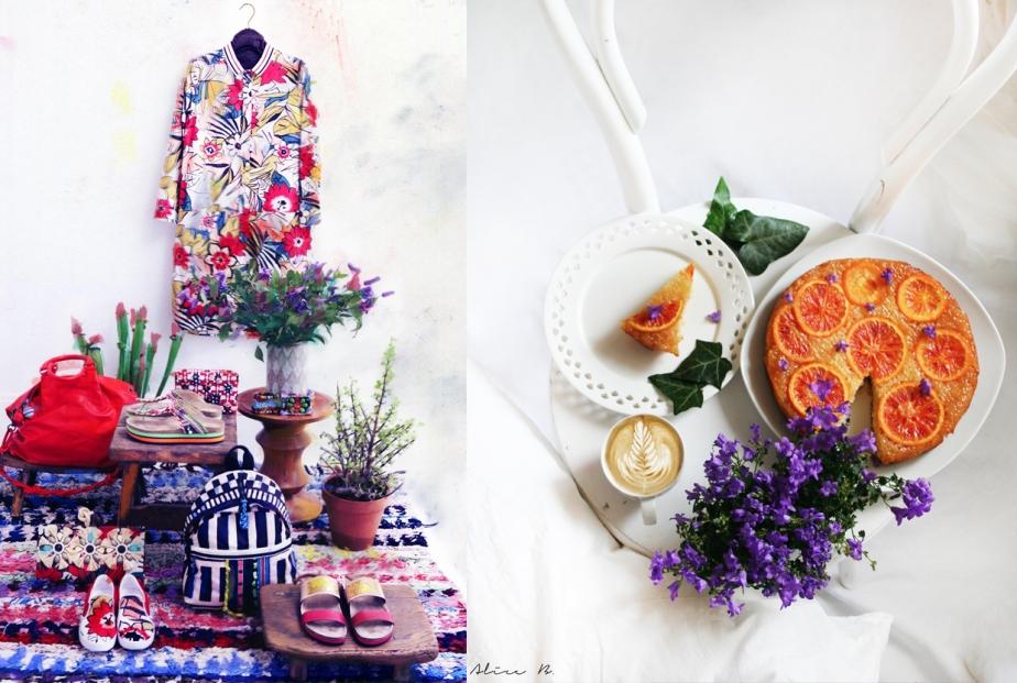 Fashion Vs Food: Malìparmi Hundred Views Collection Vs CitrusBreakfast