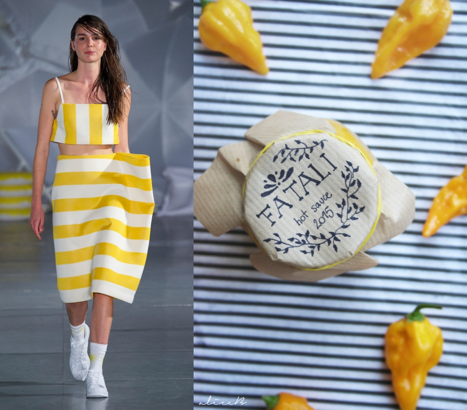 Fashion Vs Food: Hot Sauce Vs Jacquemus SS15