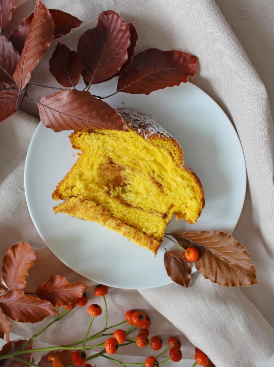 Fashion Vs Food: Pumkin spicy bread Vs Goran HoralWedges